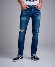 Adrian Hammond Jeans Delta Regular Blå