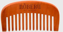 Nõberu Of Sweden Beard Comb Brun