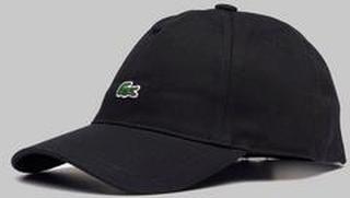 Lacoste Caps Lacoste Cap 031 Black Svart