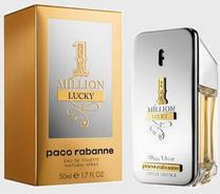 Paco Rabanne Parfyme Lucky 50 ml Grå