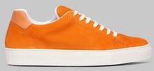 Studio Total Sneakers NTN Suede Sneaker Orange
