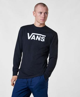 Vans Vans Classic L/S Svart
