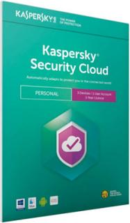 Kaspersky Security Cloud 2019 - 20 enheder / 1 år