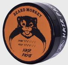 Beard Monkey Hair Paste Grå