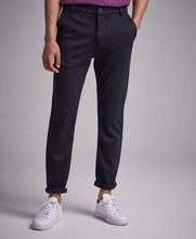 Studio Total Byxor Soft Chino Svart