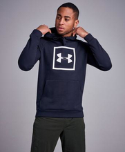 Under Armour Hoodie Rival Fleece Logo Hoody Svart