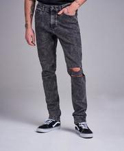 Cheap Monday Jeans Tight Slash Grå