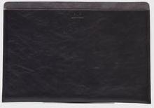 """P.A.P Plånbok Mark Laptop Case 13"""" Leather/Suede Svart"""