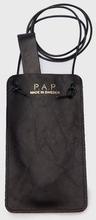 P.A.P Klippan iPhone X Cover Leather Svart