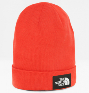 The North Face, DOCK WORKER RECYCLED BEANIE, Rød, Huer till Dreng, One size