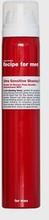 Recipe for men Ultra Sensitive Shaving Foam 100ml Grå
