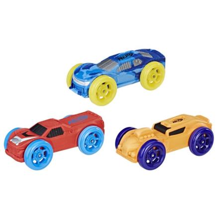 Nerf Nitro - Foam Car 3-pack