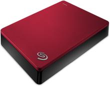 Seagate Backup Plus Portable 2.5 inch USB 3.0 Portable Drive 4TB - Red