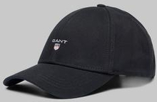 Gant Keps Gant New Twill Cap Svart
