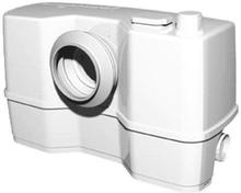 Grundfos Sololift2 WC-3 avløpspumpe (velegnet til toaletter, dusjkabinetter, servanter og bidé)