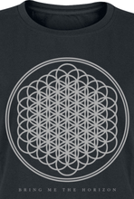 Bring Me The Horizon - Sempiternal -T-skjorte - svart