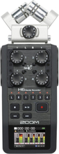 Zoom Mobiler Audio-Recorder H6 Pro