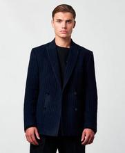 Lavage Foncé Kavaj DB Suit Jacket Blå