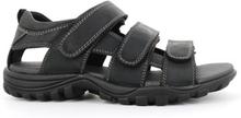 Green Comfort Sandal Outdoor 3 Men Black