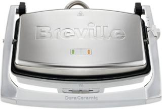 Breville Smörgåsgrill, 3 skivor Duraceramic