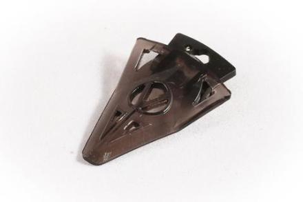 Virtue Crown SF Speedfeed Finger - Svart - 5-Pakning