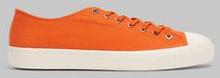 Sneaky Steve Sneakers Swing Low Canvas Burned Orange Röd