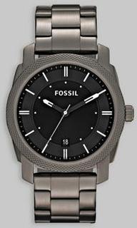 Fossil Fossil FS4774/Steel Svart