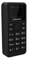 Zanco Tiny Fone Kollektion Tiny T1 2G - Schwarz
