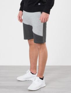 Perrelli Street Wear, Bryce Shorts, Grå, Shorts till Dreng, 122-128