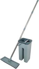 Aqua Laser Golvmopp Easy Flat grå