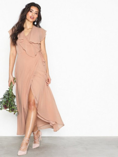 Vero Moda Vmvida Sl Ankle Dress Boo Maxiklänningar