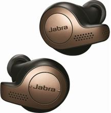 Jabra Elite 65t True Drahtlose Kopfhörer - Kupfer schwarz