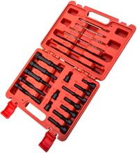 22PCS Glow Plug Electrodes Removal Tool kit for Damaged Broken Glow Plugs M8 M10