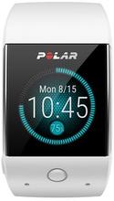 Polar M600 Android Wear GPS Sport Smart Watch mit Handgelenk-Pulsmesser - Weiß