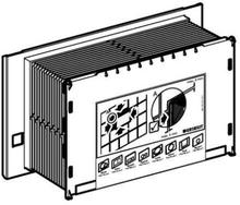 Geberit Montasjeboks til model frontbetjent 112 cm