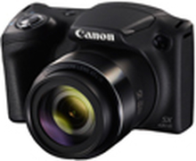 Canon Powershot SX430 IS Digitalkamera - Schwarz