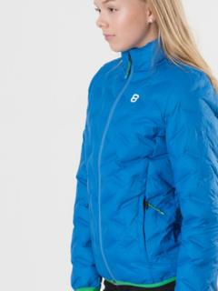 8848 Altitude, ZOE JACKET, Blå, Jakker/Fleece för Jente, 150 cm