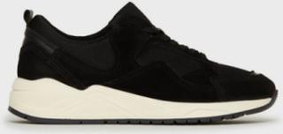 Bianco BIADAKOTA Suede Sneaker Sneakers Svart