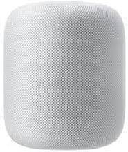 Apple HomePod Intelligenter Lautsprecher und Heimassistent - Weiß (US-Version)