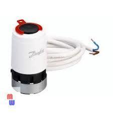 Danfoss termostat-aktuator 230V for RAV og VMT