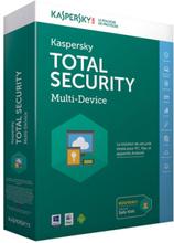 Kaspersky Total Security Multi-Device 2019 - 5 enheter