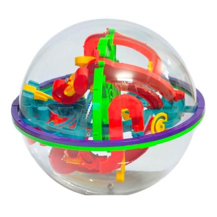 3D Labyrint Ball