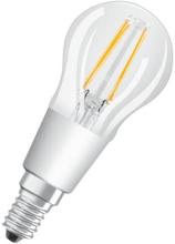 Osram Retro LED Klot 4,5W/827 (40W) E14 dimbar - Klar