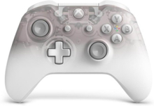 Xbox Wireless Controller - Phantom White Special Edition - Gamepad - Xbox One S