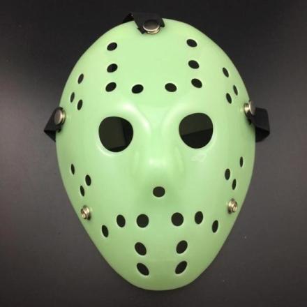 Jason Selvlysende hockeymaske