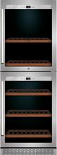 Caso WineChef Pro 126-2D vinkylskåp