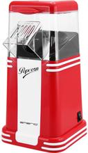 Emerio Popcornmaskin, röd