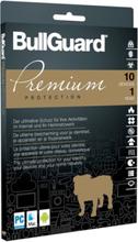 BullGuard Premium Protection 2020 - 10 enheter
