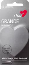 Grande Big & Wide, Condoms 10-pack RFSU Kondomer