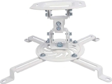 DH15 - Ceiling mount white for audio/video DH15